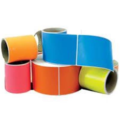 Colored Direct Thermal Labels