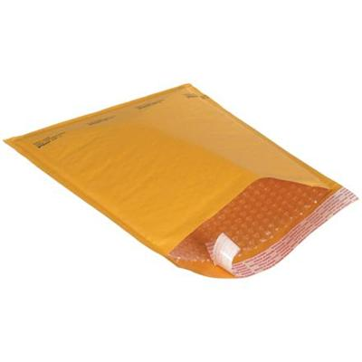 Kraft Self-Seal Bubble Mailers (25 Pack)